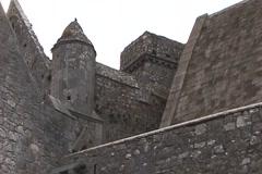 Rock of Cashel ECU Stock Footage