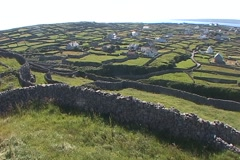 Inis Oirr ScenicWS1 Stock Footage