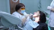 Stock Video Footage of Dental health service