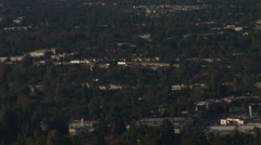 LA Skyline-19a Stock Footage