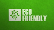 Eco friendly Stock Footage