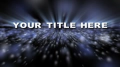 Movie Trailer Titles 2 - stock after effects