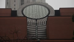 San Fracnsico MOMA - stock footage