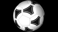 Db soccer ball 19 hd1080 Stock Footage