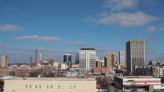 Birmingham Downtown Stock Footage