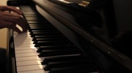 Stock Video Footage of Piano