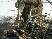 Aircraft engine Stock Footage