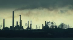 Pollution - stock footage