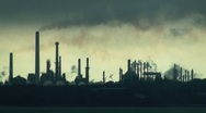 Pollution Stock Footage
