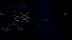 Chemistry v03 05 - stock footage