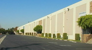 Stock Video Footage of Generic Office Building or Warehouse