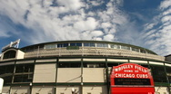 Stock Video Footage of Wrigley Fields