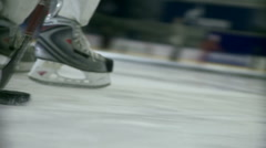 Hockey - stock footage