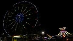 Carnival Night Ed Stock Footage
