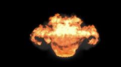 Räjähdys hidastettuna plus Alpha Arkistovideo