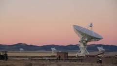 Very Large Array VLA Stock Footage