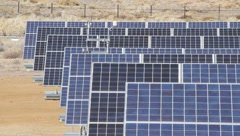 Solar Power 2 Stock Footage