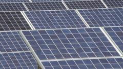 Solar Power Stock Footage