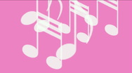 Music Notes,treble clef,sharp,flat.phrases,conductor,performance,concerts,sympho Stock Footage