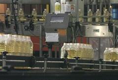 Packaging lines Stock Footage