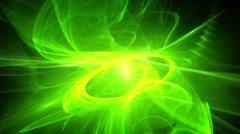 Green ring seamless looping bg d2965C LP Stock Footage