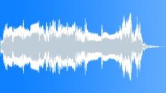 Musical stinger, action. - sound effect