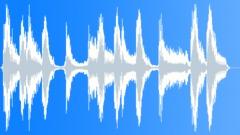 Musical stinger, action. Sound Effect