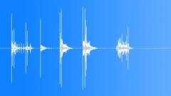 Bone breaking. - sound effect