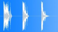 Stock Sound Effects of Large woodcrash.