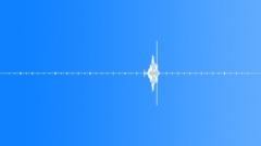 Cuckoo clock strikes 3. Sound Effect