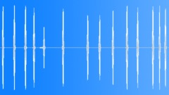 Large dog barking. - sound effect
