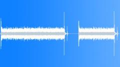 Industri drill, start, run, stop. Sound Effect