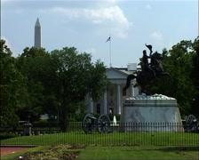 The White House, Washington DC21_GFSD Stock Footage