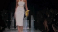 Stock Video Footage of Catwalk 107.