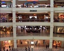 Suria KLCC Shopping Mall, Kuala Lumpur GFSD Stock Footage
