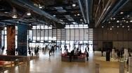 Pompidou Center Film Stock Footage