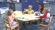 Stock Video Footage of Childcare Nursery Center