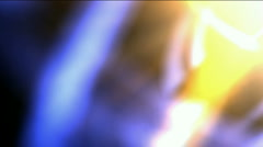 Solar storms,ray light,tech energy laser field in Universe space,Galaxy,aurora, Stock Footage