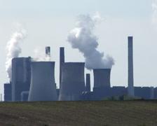 Lignite-fired power plant Eschweiler-Weisweiler, Germany Stock Footage