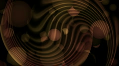 Abstract swirl lines wave soft curve background. Stock Footage