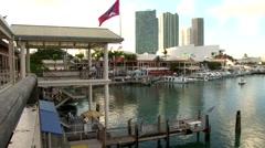 Miami Building 3 Stock Footage