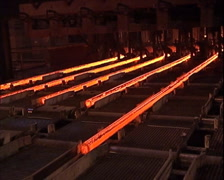 Metal production 014 Stock Footage