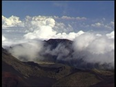 Stock Video Footage of haleakala timelap 01