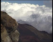Haleakala timelap 04 Stock Footage
