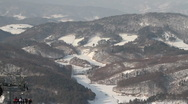 Stock Video Footage of Pyeongchang 2018 winter olympic