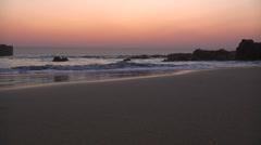 Sunrise Port Elisabeth South Africa7 Stock Footage