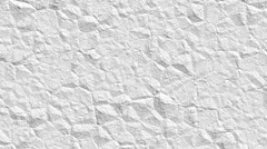 Crumple paper background 01 Stock Footage