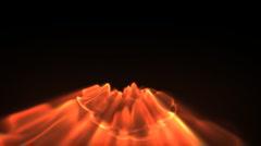 Fire Eye Stock Footage