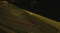 Grand piano iside sweep RED 2k RAW - stock footage