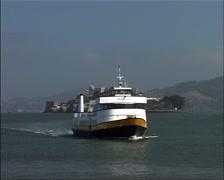 Alcatraz Island, San Francisco GFSD Stock Footage